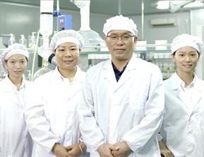 今盛美邓总、今盛美研发工程师和广东药科大学和秋星博士